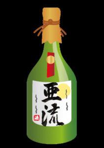 日本酒「亜流」